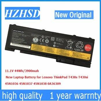 11.1โวลต์44Whเดิมใหม่T430sแล็ปท็อปแบตเตอรี่สำหรับLenovo T Hink P Ad T430s T430si 45N1036 45N1037 45N1038 0A36309