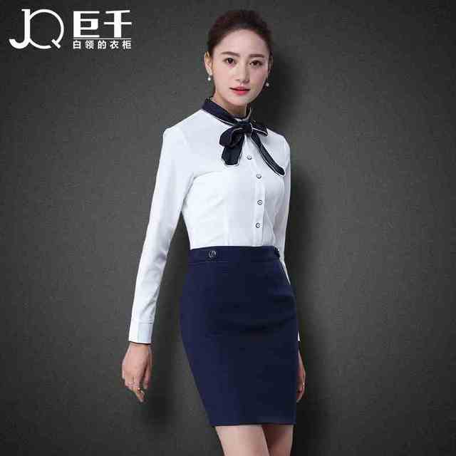 2016 new arrival summer business women suits shirts and for Office uniform design 2016