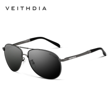 VEITHDIA Brand Mens Sunglasses Polarized Lens Sun Glasses Ma