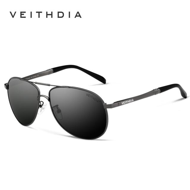 5f65b706b0 VEITHDIA Brand Mens Sunglasses Polarized Lens Sun Glasses Male Fashion Eyewear  Accessories oculos de sol masculin