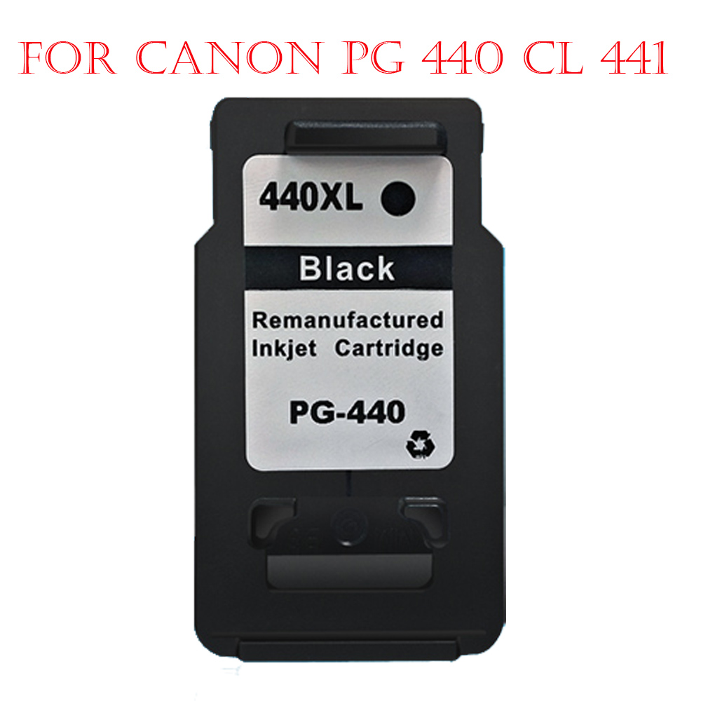 hisaint Listing Hot For Canon PG 440 PG-440 Ink Cartridge PG440PIXMA MG4240 MG4140 MG3540 MG3240 MG3140 MX534 Printer Best