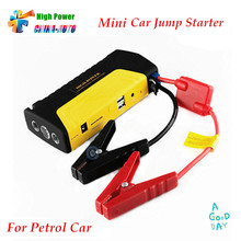 A++ quality Mobile Portable Mini Jump Starter Car Jumper 12V Booster Power Battery Charger Phone Laptop Power Bank