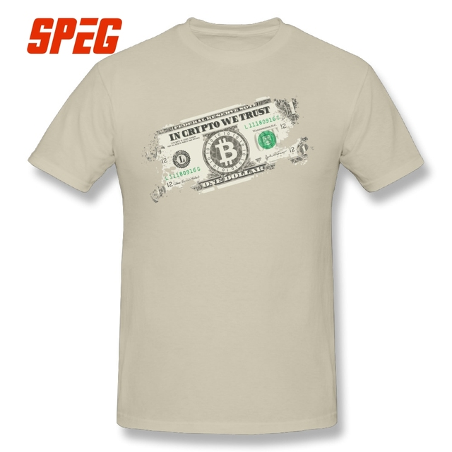 Tee Shirt In Crypto We...