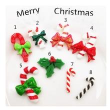 CCINEE 1 шт смолы рождественские конфеты для DIY микро пейзаж материал смолы аксессуары