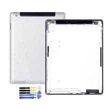 غطاء بطارية خلفي 100% OEM لجهاز Apple iPad 4 5 6 Wifi/3G Wifi/3G غطاء بطارية متين الغطاء الخلفي الواقي قطع غيار