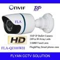 3MP Mini Bullet IP Camera H.265 Onvif Hi3516D+OV4689 3.0 Megapixel Outdoor IR-CUT P2P Cloud Waterproof IR15M Home Office Use