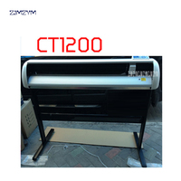 Cutting Plotter 120W Cutting Width 1200mm Vinyl Cutter Model CT1200 Usb RS232 Interface Seiki Brand High