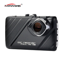 3.0 Inch Dashcam metal Full HD 1080P Car DVR Camera NTK96658 Auto Video Recorder Night Vision HDR G-sensor  Car dvr dash Camera