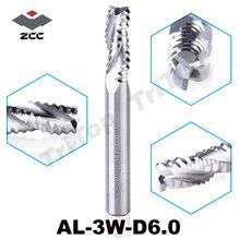Шероховатая обработка из алюминиевого сплава стандартная твердосплавная