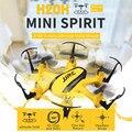 Alta quqlity jjrc h20h mini rc quadcopter 2.4g 4ch 6-axis gyro headless modo mejor regalo para los niños toys wholesale
