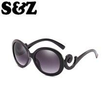 Новые Классические солнечные очки овальной формы Oculos De Sol Feminino модные брендовые женские стеклянные ретро роскошные женские солнцезащитные очки