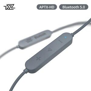 Image 3 - KZ Aptx 2Pin 5.0 Bluetooth Kabel CSR8675 Bluetooth Module 0.78 Headset Upgrade Kabel Voor ZST ZS10 AS16 ZSN AS10 BA10 ZSR ZS10pro