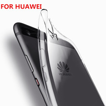 Ultra Thin Transparent clear Case For Huawei P10 P9 P8 Lite P9 P10 plus Honor 7 8 9 V8 V9 V10 Mate 7 8 9 10 V8 V9 V10 half in ear earphone noise cancel bass earbuds mic remote volume control for huawei p8 p9 lite p10 plus honor 7 8 9 7x 10 v8 v9
