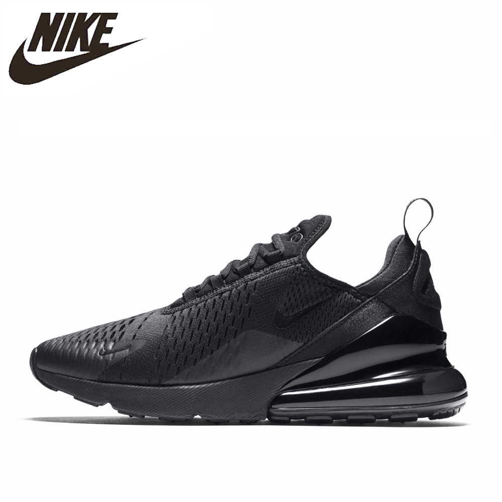 Nike Air Max 270 Em Execução Sapatos Sapatos de Desporto Ao Ar Livre Tênis Respirável Confortável para As Mulheres AH8050-005 36-39 EUR Tamanho