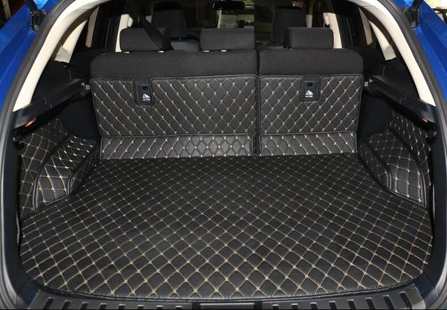 online store 8a503 b5188 Good quality! Special trunk mats for Lexus NX 2016 durable waterproof boot  carpets cargo mat for NX 2015-2014,Free shipping