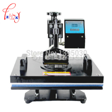 1PC 30*38cm T-shirt Swing Away Heat Press Machine/Shaking Head Heat Transfer Sublimation Machine