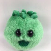 Chlamydia Плюшевые игрушки высокого качества для обучения клетка Мягкая кукла