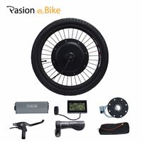 PASION EBIKE Conversion Kit 48V 1500W Motor Electric Bicycle Part For 20 24 26 700C 28