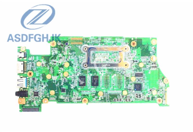 Laptop Motherboard DA0ZHNMBAF0 REV F for font b Acer b font for Chromebook C720 Motherboard NB