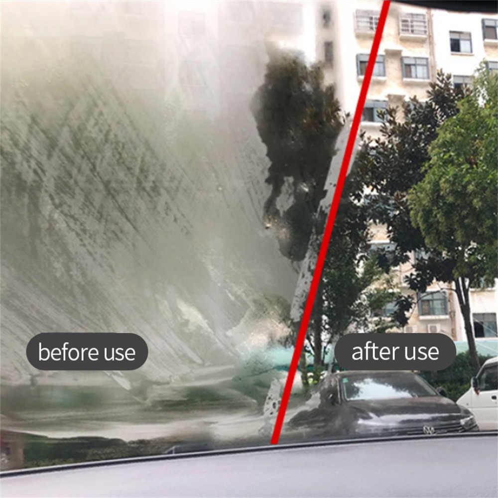 Parabrisas de vidrio para coche ventana lateral Anti-niebla revestimiento 50 ML líquido Spray Anti niebla agente vidrio Anti niebla