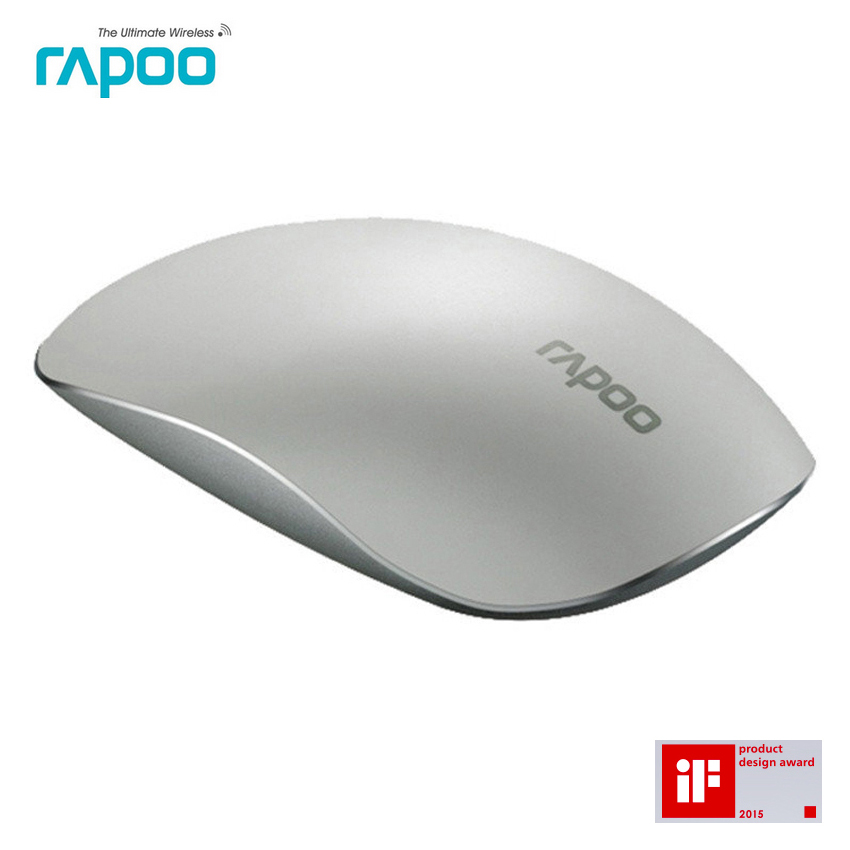 Aliexpress.com : Buy Rapoo T8 Slim silent Wireless Laser