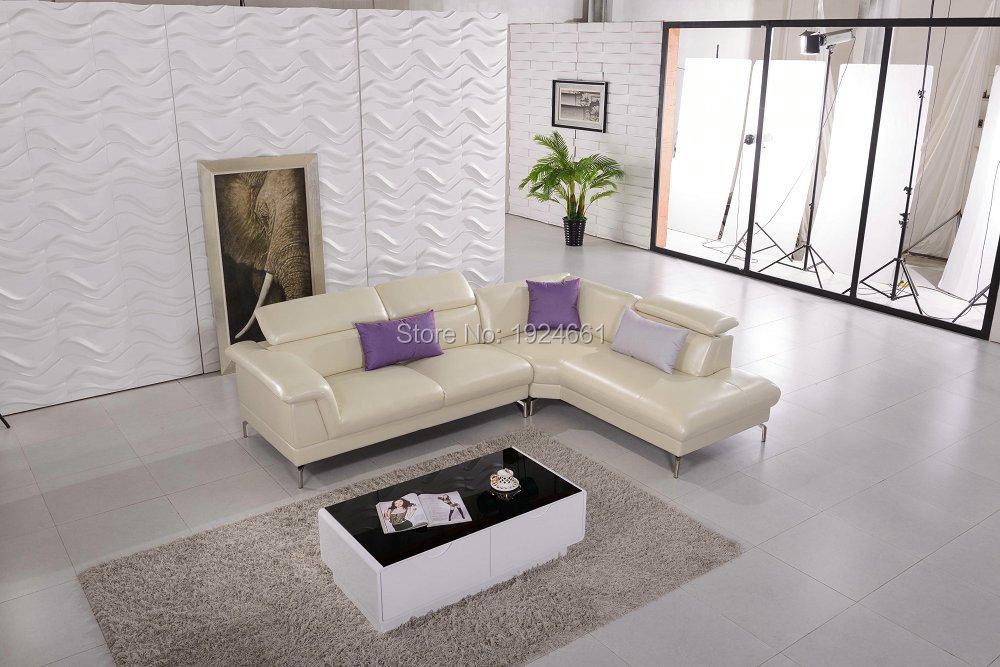 silln puf real sofs de cuero proveedores de muebles de lujo moderno de sala de