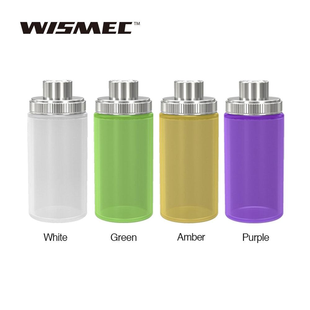 2pcs Original WISMEC Silicone Squeeze Bottle 6.8ml Huge Capacity For WISMEC Luxotic Kit WISMEC Silicone Squeeze Bottle Accessory