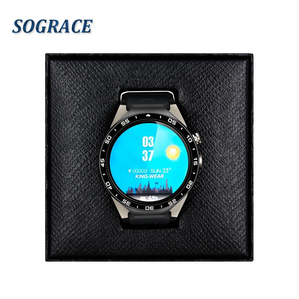 SOGRACE KW88 Smart Watches smartwatch 3G 4GB ROM 512MB RAM WIFI 1.39