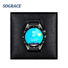 """SOGRACE KW88 Inteligente Relógios smartwatch 3g 4 gb ROM 512 mb RAM WIFI 1.39 """"Smart-relógio Celular telefone android Monitor De Freqüência Cardíaca relógio"""