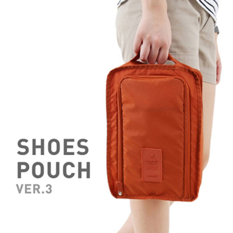 South Korea Monopoly travel to receive dust proof shoes organizer multi-function waterproof portable shoe storage duffle bags