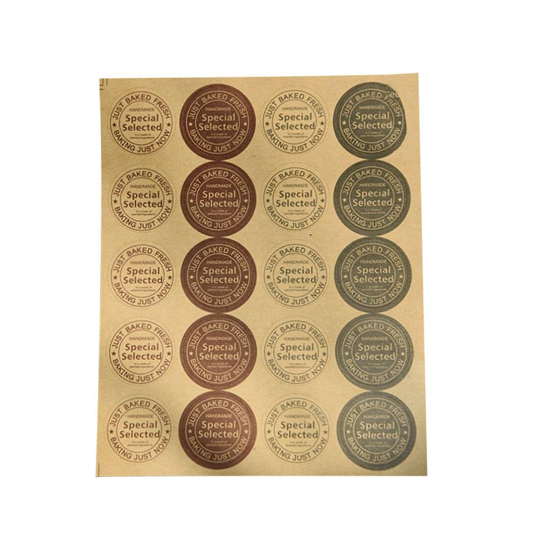 FangNymph Винтаж Kraft Бумага наклейки Мода Девушки Конверт Приглашения круглый печать наклеек модный бренд DIY украшения