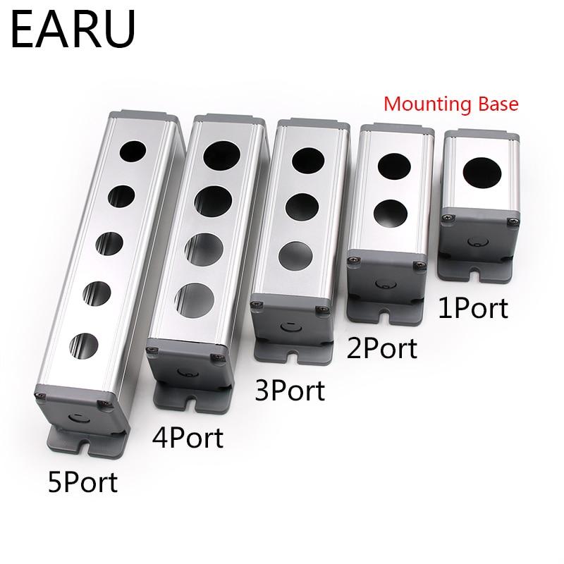 Base monopie EBTOOLS Base de aleaci/ón de Aluminio Tr/ípode Unipod Base monopie para c/ámara SLR con Tubo de pie de 5 Secciones
