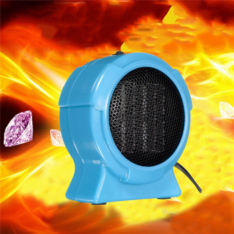Dropshipping Handy Heater Durable Quality Hot Selling Mini Personal Ceramic Space Heater Electric Winter Warmer Fan