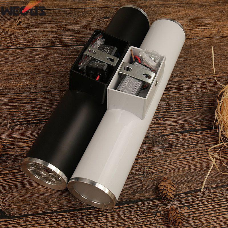 Новые продукты, Креативный светодиодный настенный светильник, высокое качество (водонепроницаемый привод), спальня ночники, 6 Вт