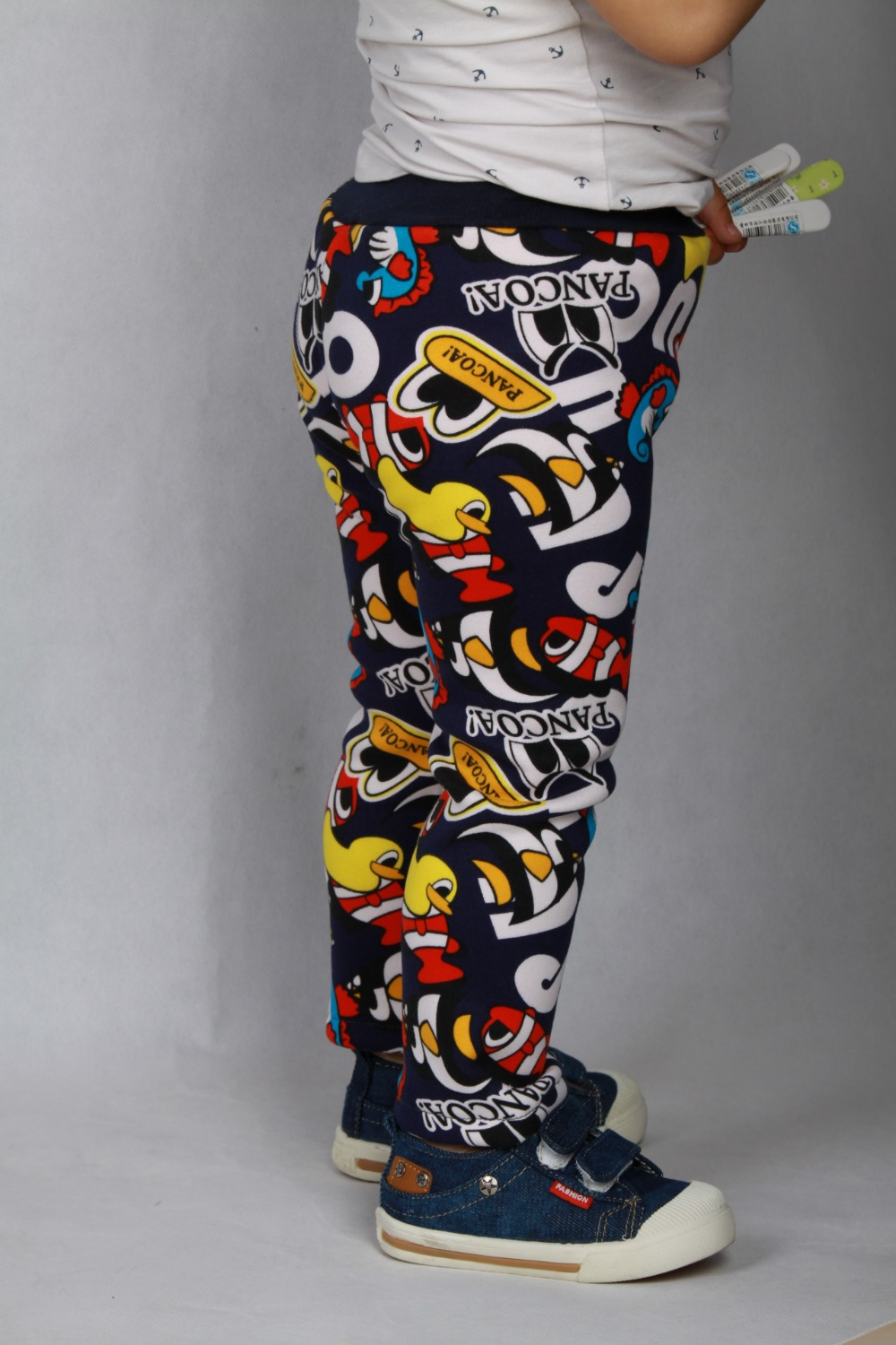 Leggings Baby-Girls Pants The-Fall/winter Size And Boys On-Sale Thickened 0-3-Years-Old