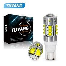 2x Высокая мощность T10 194 920 912 921 168 светодиодный 70 Вт экстремально яркий 14 CREE чип XB-D лампы для парковки автомобиля резервный Реверс широкие фары