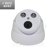 Hot Sale CMOS 800TVL CCTV BIG DOME Camera with nice Night Vision Infrared can reach 40M security camera free shipping