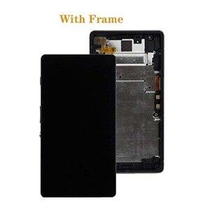 Image 2 - 5.0 pouces daffichage pour Sony Xperia Z2A ZL2 LCD moniteur + écran tactile numériseur téléphone portable accessoires pièces de réparation