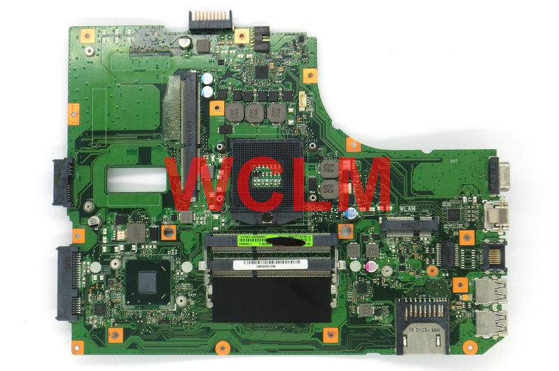 free shipping K55VJ mainboard REV2.0 For ASUS A55V K55V K55VM laptop motherboard MAIN BOARD 69N0M2M11C06 100%Tested Working Well backplane board for 44v5078 p6 550 well tested working