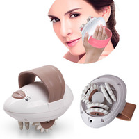 3D Slimming Machine Mini Roller Massager Face Arm Leg Slimming Fat Burning Apparatus Handle Weight Loss Products B81