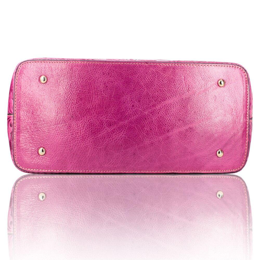 Echtes Purple Leder Echte Rindsleder Großhandel Leather Schulter Handtasche Top Italienische Walle Frauen Mode Retro Schicht real Tasche SwS5Otxq