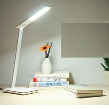 Multifunction Dimmable Desk Lamp Foldable Rotatable Eye Care 5W LED Sensor Touch Controller USB Charging Port Sensitive Lamp xg6001 led dimmable desk lamp 12w eye care touch sensitive daylight folding desk lamps reading lamps bedroom lamp with usb port