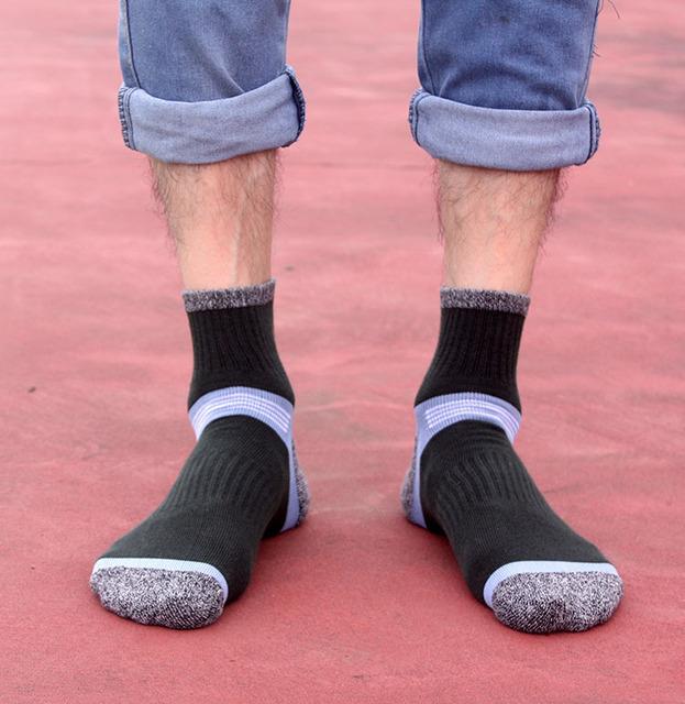 Men's Comfortable Cotton Socks