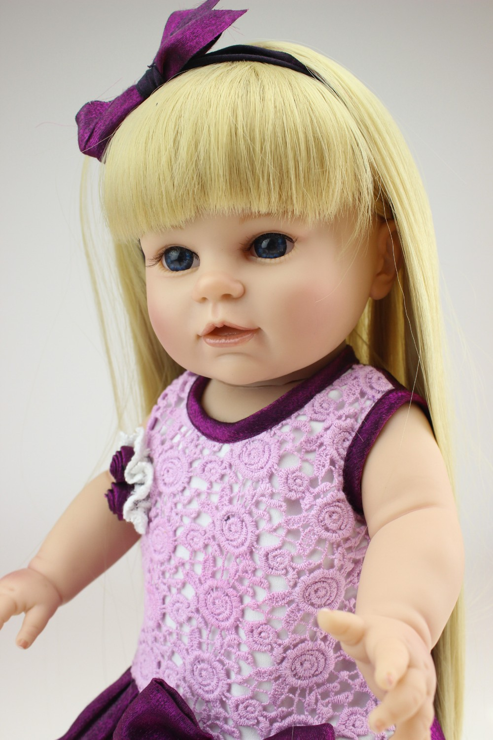 2015 NEW design 16inches American girl doll purple dress Dollie& me fashion doll Our generation american living new eggplant purple women s size 14 seamed sheath dress $79 013