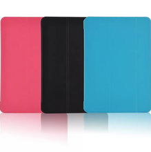 "Ocube Tri-fold Ultra Slim Folio Stand Funda Cubierta de la Caja Del Sostenedor de la Pu Para Teclast T98 4G 9.7 ""9.7 pulgadas (no encaja 10.1"") Tablet"