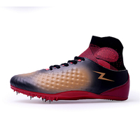 Lion Scream High Ankle Football Shoes Hot Sale Men Soccer Shoes Cleats Long Spikes Outdoor Traing Boots for Men AG/FG Big Size45