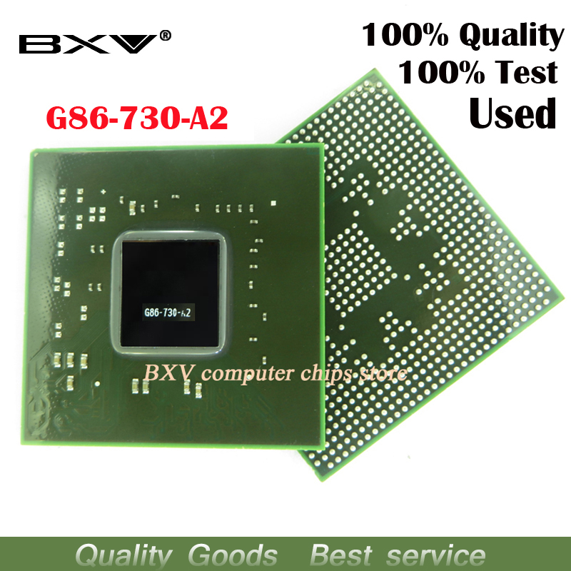 G86-730-A2 G86 730 A2 100% test work very well reball with balls BGA chipset for laptop free shippingG86-730-A2 G86 730 A2 100% test work very well reball with balls BGA chipset for laptop free shipping