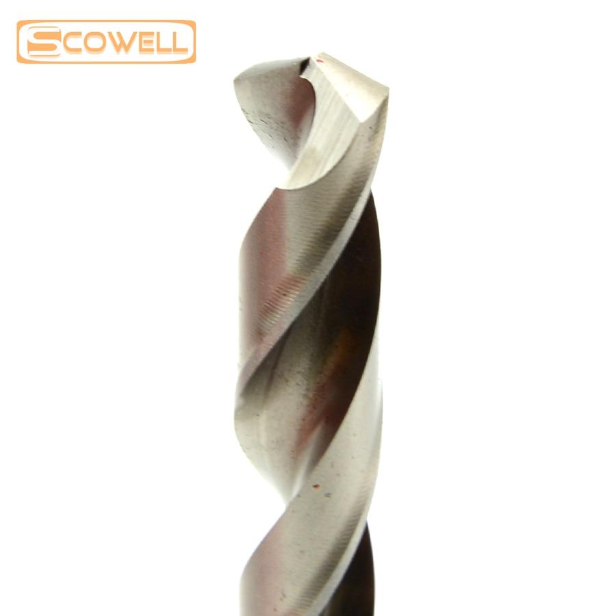 35% OFF SCOWELL 13 tk HSS M2 puurvardade komplekt metalli puurimiseks - Puur - Foto 4