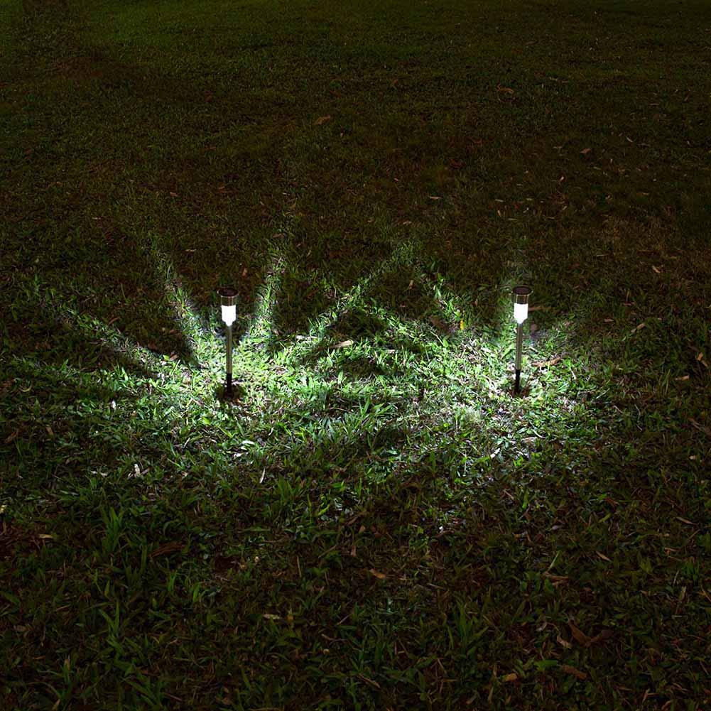Lâmpadas Solares 1 pc/2 pcs/10 pcs caminho Lâmpadas Incluídas : Sim