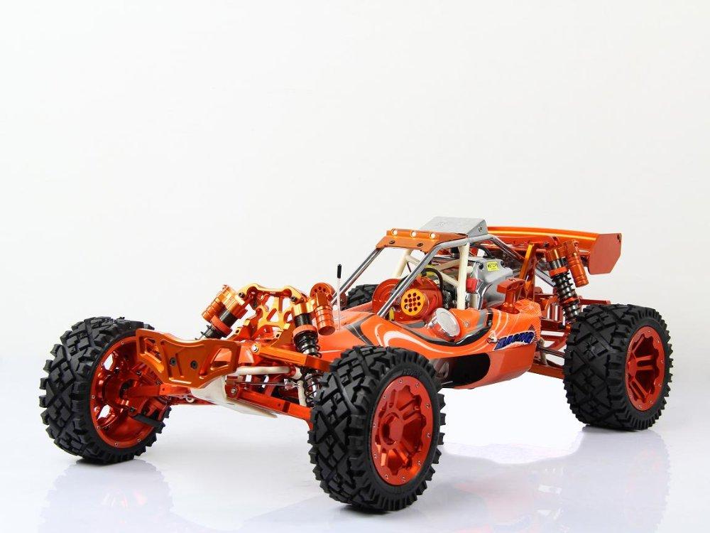 2013 30.5cc Full CNC Alloy Version baja 5b orange color!!!! 2013 30 5cc full cnc alloy version baja 5b orange color